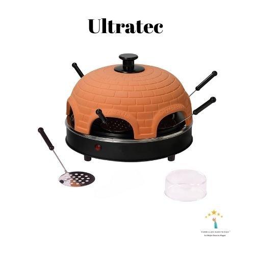 4. Ultratec - horno de pizza eléctrico