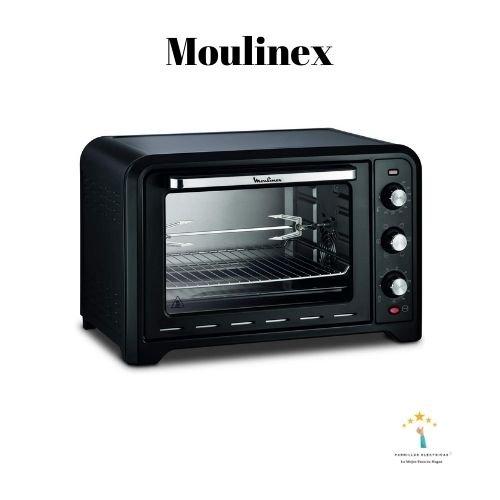1. Horno de sobremesa Moulinex