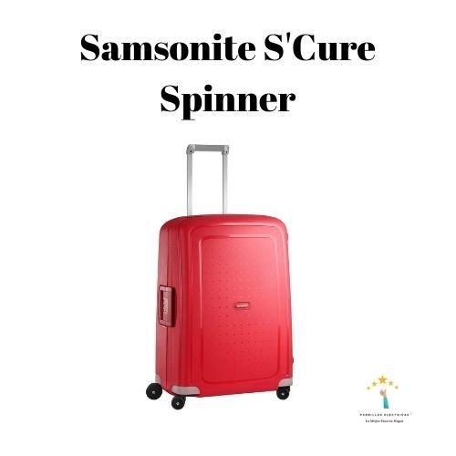 3. SAMSONITE S'CURE