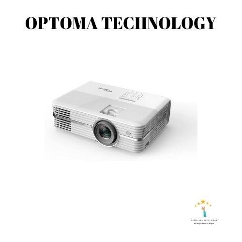1. El proyector Optoma 4K - proyector cine 4k