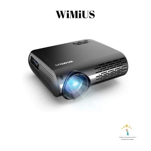 mejor proyector 4K WiMiUS