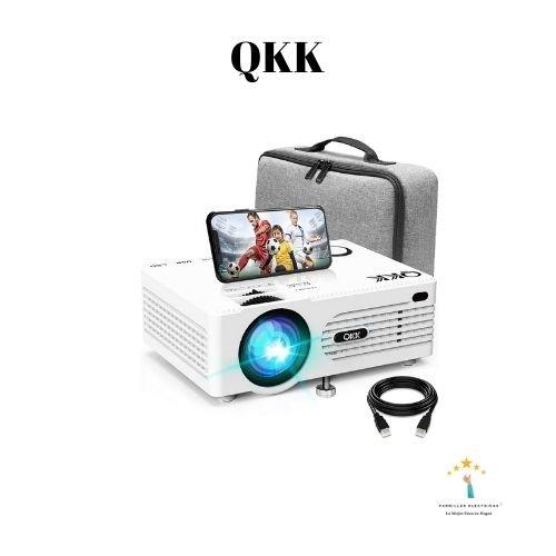 mejor proyector barato QKK
