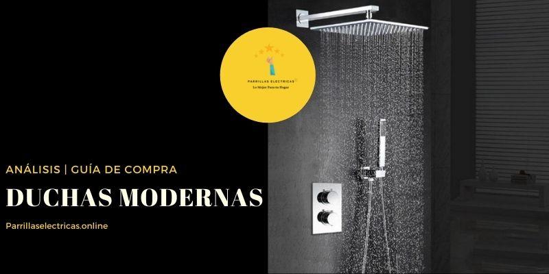 mejores duchas modernas