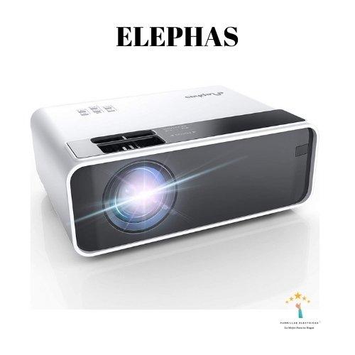 3. Mini proyector Elephas