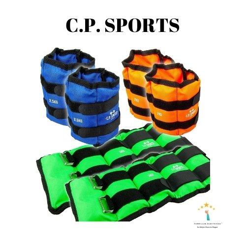 pesa de tobillo cp. sports
