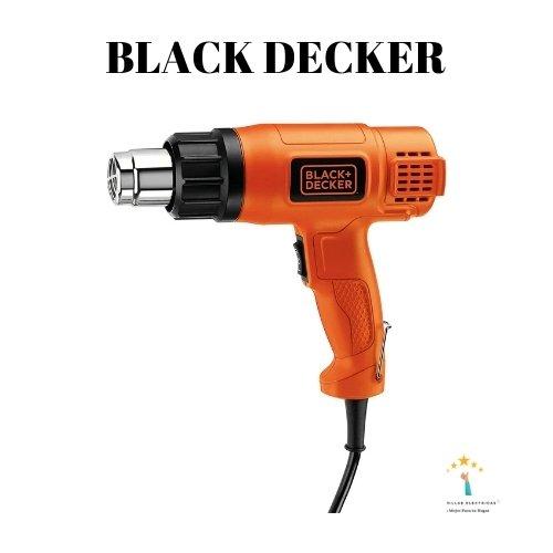 3. Pistola de calor barata: BLACK+DECKER KX1650-QS