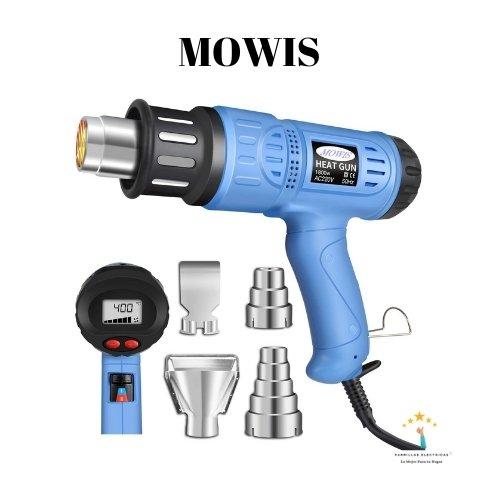 pistola de calor mowis