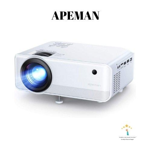 3. Proyector Apeman (más barato)