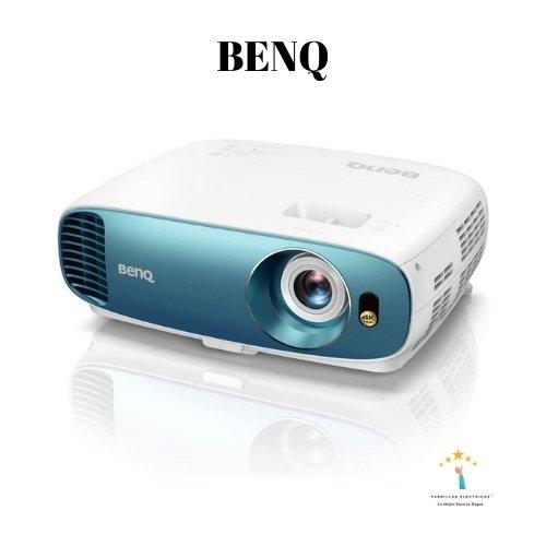 2. Proyector Benq (la mejor opción)