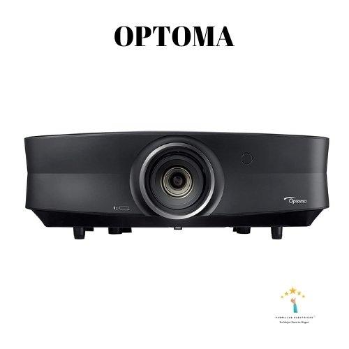 1. Optoma UHZ 65: mejor proyector láser del mercado