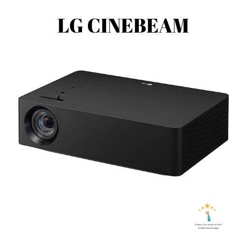 4. LG HF 80 LSR: Proyector láser Full HD