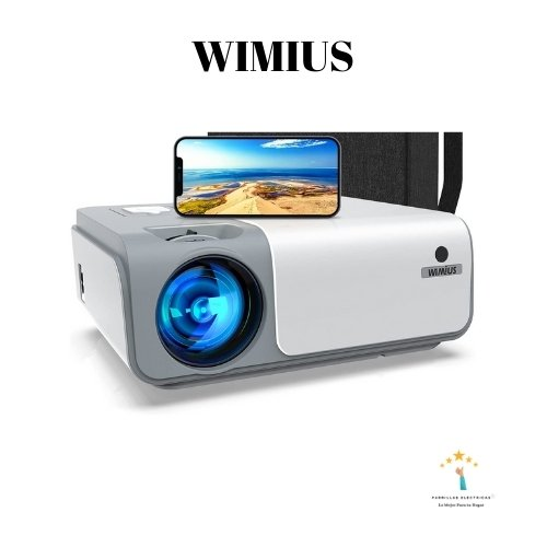 2. Proyector Led Wimius