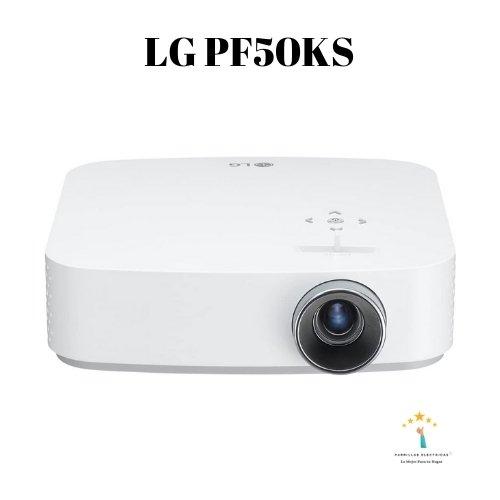 3. Proyector LG Cine Beam PF50KS (el más barato)