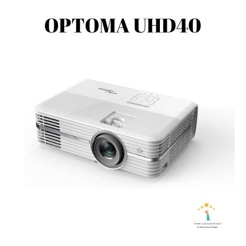 1. OPTOMA TECHNOLOGY UHD40