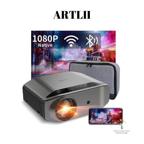 Proyector Artlii-Stone (Calidad-Precio)
