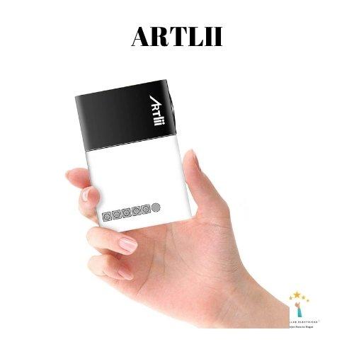 2. Proyector para smartphone Artlii