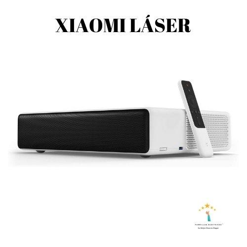 2. Proyector láser Xiaomi MI 150″. - proyector xiaomi barato