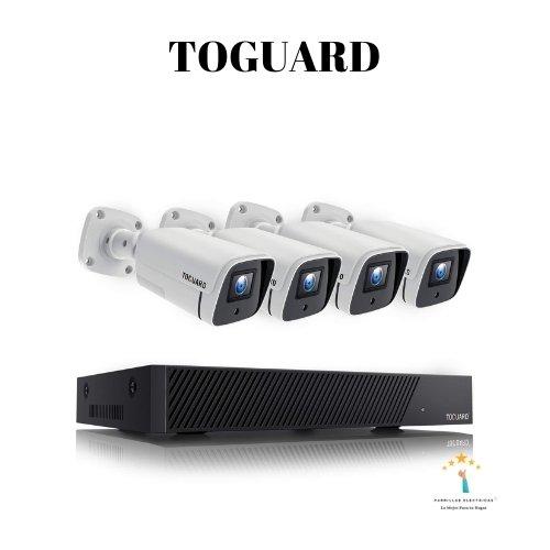 2. Kit de cámaras de vigilancia Toguard - mejor sistema de alarma