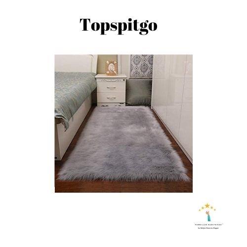 5. Topspitgo alfombra de oveja