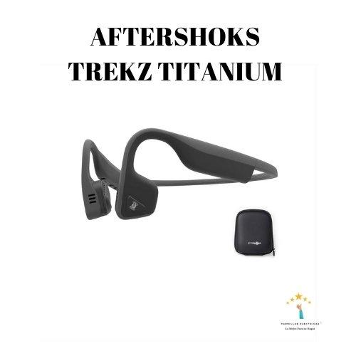 auricular conduccion osea aftershokz trekz TITANIUM
