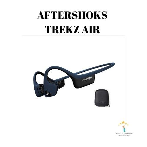 2. Aftershokz Trekz Air auriculares deportivos con memoria