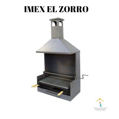 2. Barbacoa de obra moderna El Zorro 71529