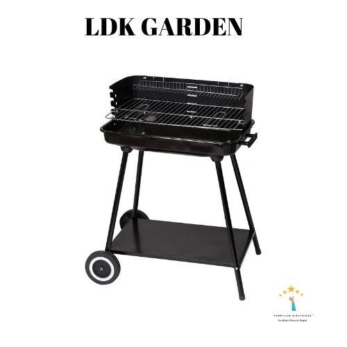3. Ldk Garden barbacoas de obra modernas
