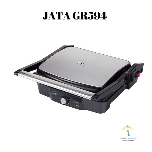 3. Grill Jata de asar doble GR594