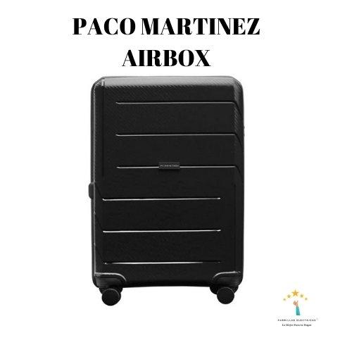 maleta paco martinez airbox