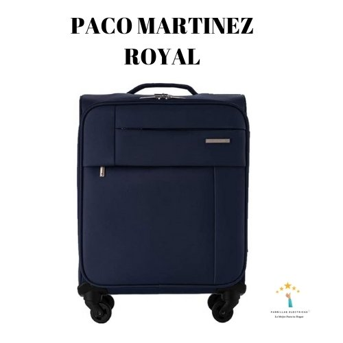 2. Royal - Maletas de viaje Paco Martínez