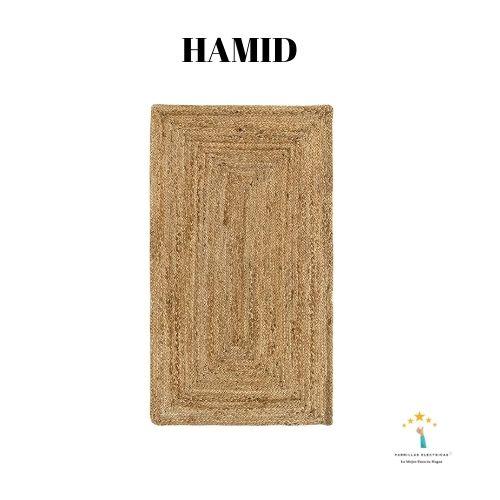 3. Alfombra de Yute Hamid 60 x 110 cm