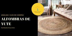 mejores alfombras de yute