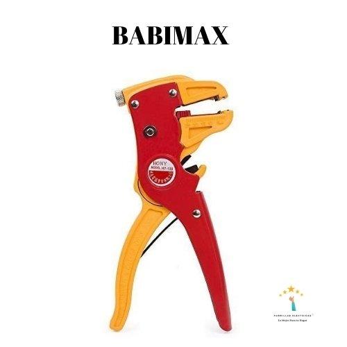 2. Babimax Alicate Pelacable