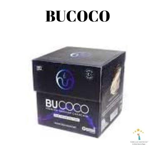 4. Pastillas de carbón para Cachimba Bucoco